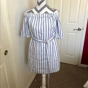 M Kors linen dress